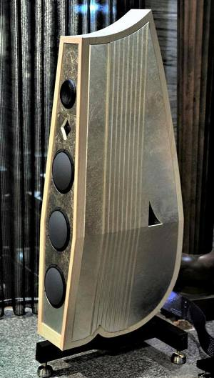 Lawrence Audio Golden Harp 25 th Anniversary edition small