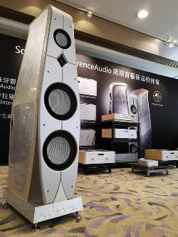 Lawrence Audio Soulnote December 2018 Exhibition инет
