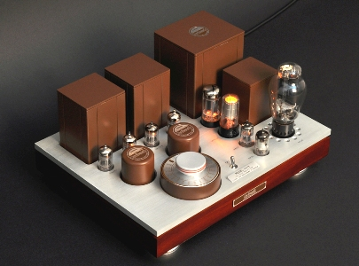 Line Magnetic VV-33 preamplifier small