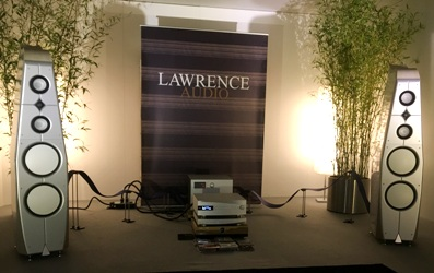 Munich 2018 Halle 3 Lawrence Audio booth IMG 0380