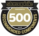 Stereophile Rec. comp 2016