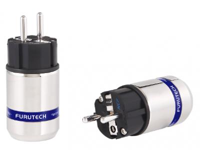 Furutech FI-E48NCF (Ag)  - сетевая вилка премиум класса, по вашему заказу.