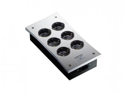 Furutech e-TP609 NCF  - высокопроизводительный распределитель питания.